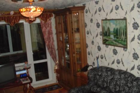 Сдается 1-комнатная квартира посуточно в Минске, Тикоцкого 46.