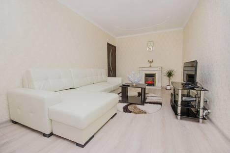 Сдается 3-комнатная квартира посуточнов Минске, улица Заславская, 12.