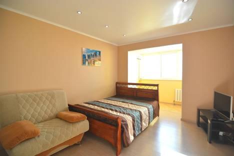 Сдается 1-комнатная квартира посуточнов Хабаровске, Знамёнщикова, 10.