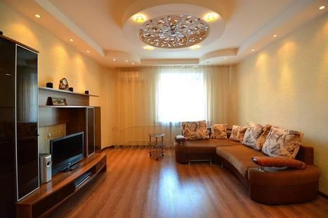Сдается 2-комнатная квартира посуточнов Хабаровске, ул. Пушкина, 19.