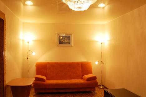 Сдается 2-комнатная квартира посуточнов Новокузнецке, ул. Кирова, 65.