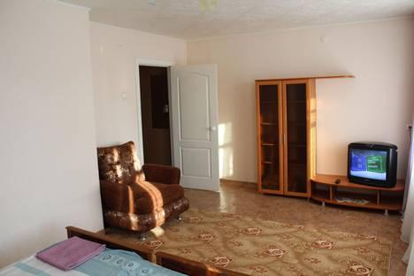 Сдается 1-комнатная квартира посуточно, Курчатова 48-11.