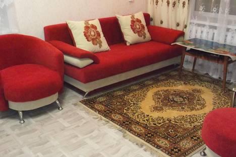 Сдается 1-комнатная квартира посуточно в Сарапуле, 1-ая дачная 36.