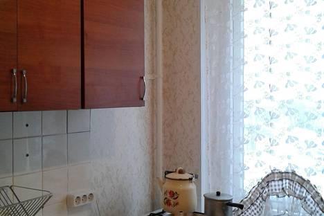 Сдается 1-комнатная квартира посуточнов Уфе, ул. Лесотехникума, 26.