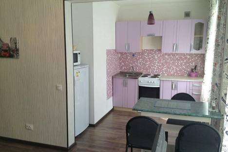 Сдается 1-комнатная квартира посуточнов Ачинске, 3-й Привокзальный микрорайон, 28.
