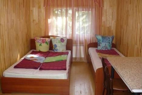 Сдается 1-комнатная квартира посуточнов Нечкино, Нечкинский тракт, 35 км.