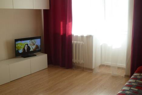 Сдается 1-комнатная квартира посуточнов Томске, переулок Дербышевский, 30.