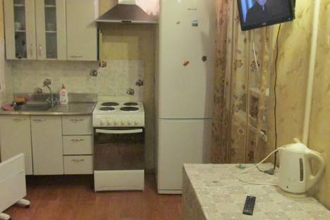 Сдается 1-комнатная квартира посуточно в Иркутске, Красных Мадьяр,105.