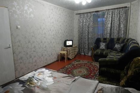 Сдается 1-комнатная квартира посуточнов Кстове, пр. Победы, 3а.