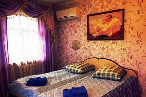 Сдается 2-комнатная квартира посуточно в Белокурихе, ул. Мясникова, 7.