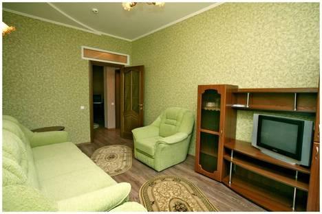 Сдается 3-комнатная квартира посуточно в Белокурихе, ул. Мясникова, 8.