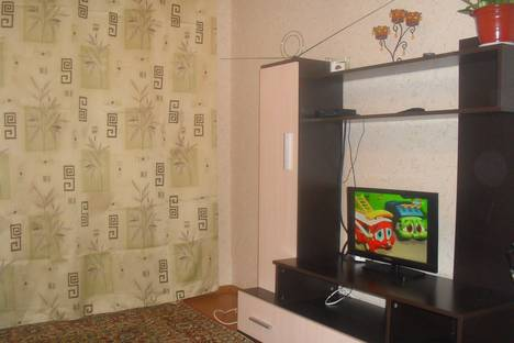Сдается 1-комнатная квартира посуточнов Екатеринбурге, переулок Парковый, 41/3.