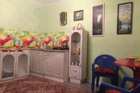 Сдается 2-комнатная квартира посуточно в Златоусте, ул. Таганайская, 10.