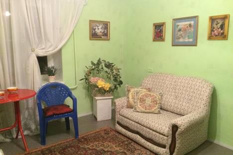 Сдается 1-комнатная квартира посуточно в Златоусте, ул. Таганайская, 10.