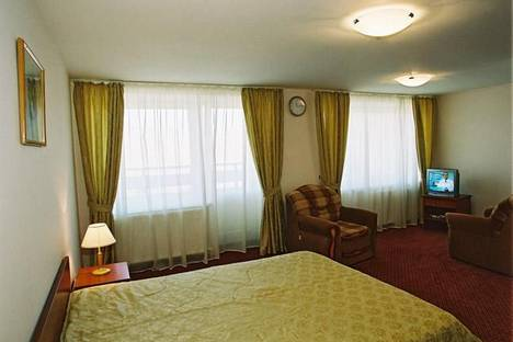 Сдается 1-комнатная квартира посуточно в Зеленой поляне, Зеленая Поляна, Юбилейный, 1.