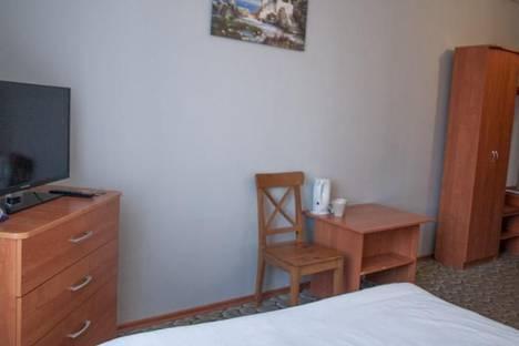 Сдается 1-комнатная квартира посуточно в Зеленой поляне, п. Зелёная поляна, ул. Курортная 6.