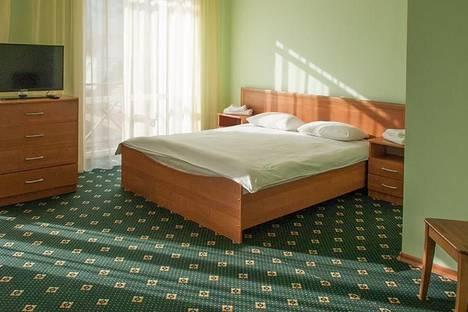 Сдается 1-комнатная квартира посуточнов Зеленой поляне, п. Зелёная поляна, ул. Курортная 6.