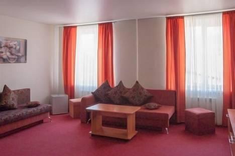 Сдается 2-комнатная квартира посуточно в Зеленой поляне, п. Зелёная поляна, ул. Курортная 6.