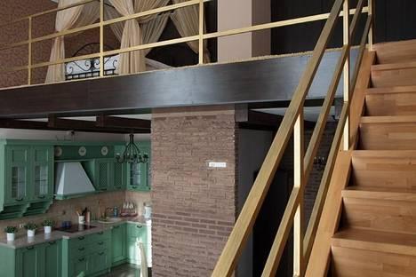 Сдается 3-комнатная квартира посуточно в Зеленой поляне, п. Зелёная поляна, ул. Курортная 6.
