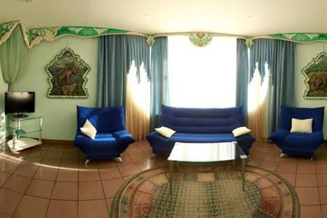Сдается 3-комнатная квартира посуточно в Абзаково, Горнолыжная 33.