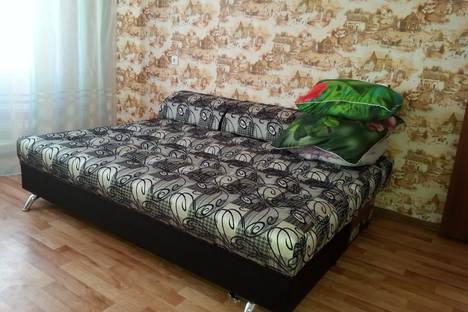 Сдается 1-комнатная квартира посуточнов Тулуне, ул. Павлова, 28.