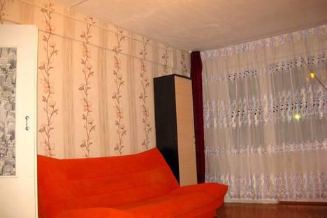 Сдается 1-комнатная квартира посуточнов Улан-Удэ, Конечная ул., 1б,.