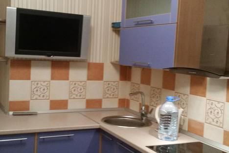 Сдается 1-комнатная квартира посуточнов Санкт-Петербурге, ул. Русановская д. 17 корп.3.