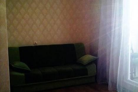 Сдается 2-комнатная квартира посуточно в Туле, пролетарская 24.