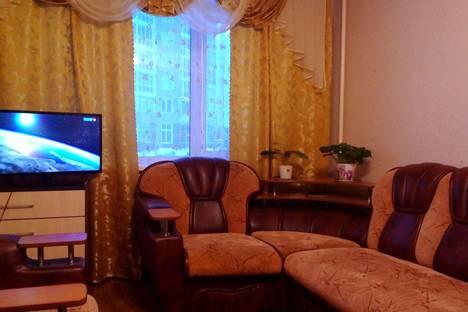Сдается 1-комнатная квартира посуточно в Новокузнецке, пр. Ермакова 30.