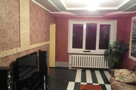 Сдается 2-комнатная квартира посуточно в Барановичах, советская 51, 54.