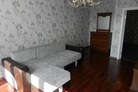 Сдается 1-комнатная квартира посуточно в Нягани, микрорайон 1-7.
