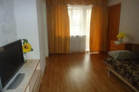 Сдается 2-комнатная квартира посуточно в Йошкар-Оле, гагарина 13.