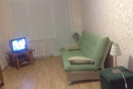 Сдается 1-комнатная квартира посуточно в Архангельске, ул. Тимме, 16.