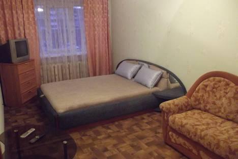 Сдается 1-комнатная квартира посуточнов Великих Луках, Вокзальная, 7.