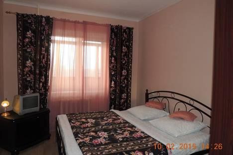 Сдается 2-комнатная квартира посуточно в Архангельске, Новгородский проспект, 113.