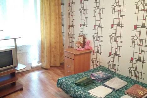Сдается 1-комнатная квартира посуточно в Петрозаводске, древлянка 22 к 1.
