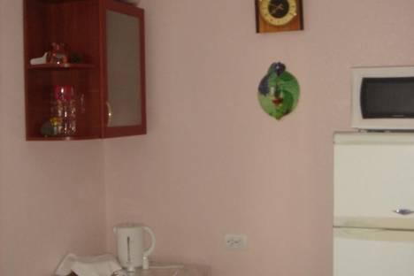 Сдается 1-комнатная квартира посуточно в Саки, ул. Курортная, 23.