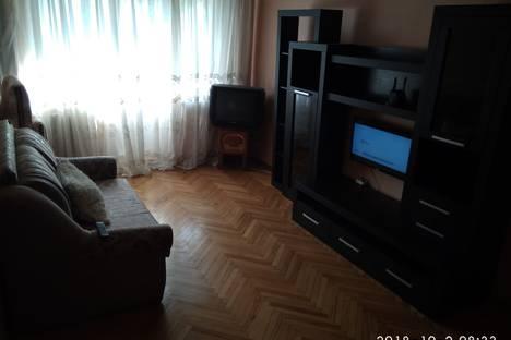 Сдается 1-комнатная квартира посуточно во Владикавказе, проспект Коста, 119.