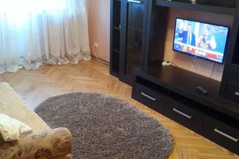 Сдается 1-комнатная квартира посуточно во Владикавказе, улица Зои Космодемьянской.
