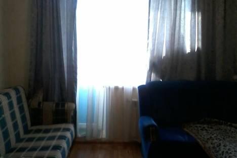 Сдается 1-комнатная квартира посуточно в Серпухове, ул.Форсса, д10.