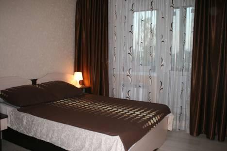 Сдается 2-комнатная квартира посуточно в Дивееве, ул. Строителей, 1А.
