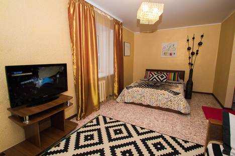 Сдается 1-комнатная квартира посуточно в Уфе, проспект Октября, 84.