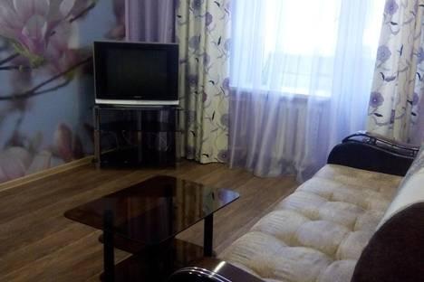 Сдается 1-комнатная квартира посуточно в Альметьевске, ул. Герцена, 94.
