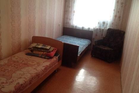 Сдается 2-комнатная квартира посуточнов Нефтекамске, Ленина 8.