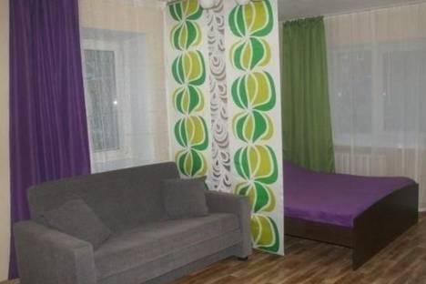 Сдается 1-комнатная квартира посуточнов Омске, проспект Карла Маркса, 31.