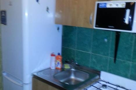 Сдается 1-комнатная квартира посуточно в Электростали, ул. Тевосяна, 42.
