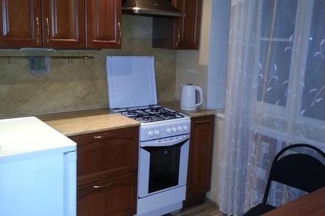 Сдается 1-комнатная квартира посуточнов Ногинске, Южный проспект, 7/1.