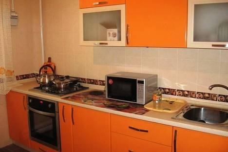 Сдается 2-комнатная квартира посуточнов Мирном, 13 Ноября 81.