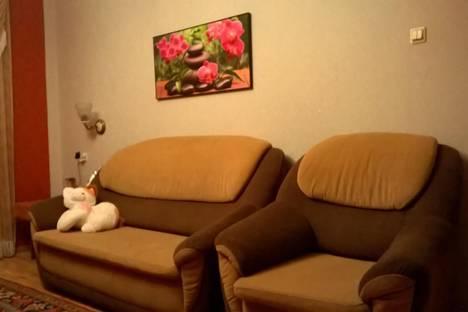 Сдается 1-комнатная квартира посуточно в Липецке, ул. Индустриальная, 3.
