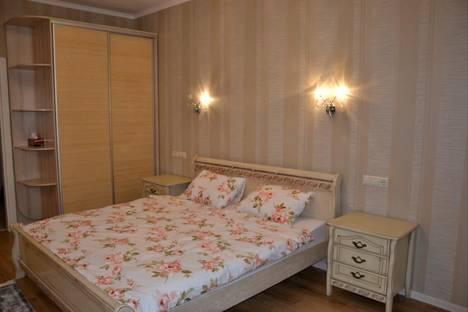 Сдается 2-комнатная квартира посуточно в Киеве, пр.Героев Сталинграда 2г.